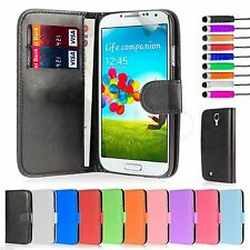 WALLET FLIP PU LEATHER CASE COVER POUCH FOR SAMSUNG Galaxy Pocket Neo S5310