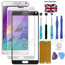 Front Screen Glass Lens Replacement Repair Kit for Samsung Galaxy Note 4 N9100
