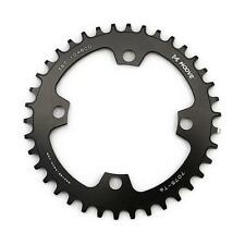 34T 36T 38T Narrow wide Chainring AL-7075-T6 black  104 BCD fit saint raceface