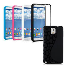 kwmobile TPU CASE FOR SAMSUNG GALAXY NOTE 3 N9000 / N9005 FULL BODY PROTECTION