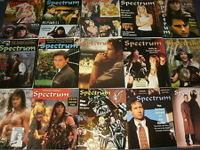 Sci-Fi Movie & TV Magazines: Xena,X-Files,Star Wars,Star Trek,Buffy,Voyager,DS9
