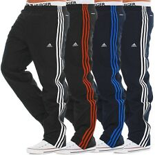 Mens New Adidas Woven Tracksuit Jogging Bottoms Joggers Track Pants Navy Black