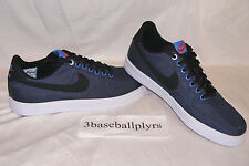 Nike Air Force 1 AC PRM QS -CHOOSE YOUR SIZE- 656523-401 Midnight Navy White One
