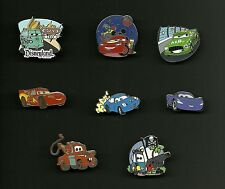 Cars Pixar Lightning McQueen Costco Travel  Guido Splendid Disney Pin