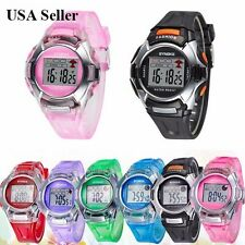 Multifunction Waterproof Child/Boy's/Girl's Sports Electronic Digital Watches TR