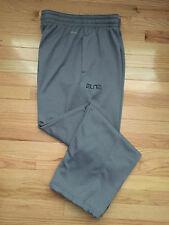 NWT Nike Men's Therma Fit Elite Basketball Athletic Pant Gray 596323/001 $60