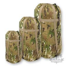 MILITARY STYLE DELUXE SLEEPING BAG COMPRESSION SACK BRITISH ARMY MTP MULTICAM