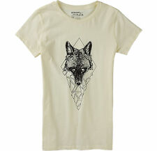 Burton Wolf Women's T-Shirt Tee TShirt Clothing Top - New 2015
