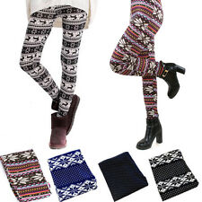 Lady's Sexy Skinny Colorful Print Leggings Stretchy Leggings Jogger Pants