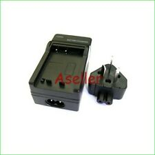 Battery Charger For Panasonic NV-GS150 NV-GS140 NV-GS120 NV-GS80 NV-GS28 NV-GS27