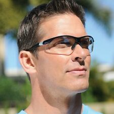 N-Specs Rival Clear Lens Safety Glasses Each