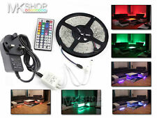 5M/10M 3528 60LEDs/m Flex LED Strip Light Bar Roll Rope Tape Home Kitchen Party