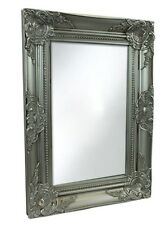 Ornate French Vintage Style Shabby Chic Wall Mirror