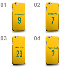 Australian National Football Team Famous Soccer Home Jersey B Phone Case Cover
