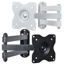 Articulating Arm LED LCD TV Monitor Wall Mount 19 22 23 24 26 27 29 Tilt Bracket