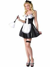 Adult French Maid Women's Costume