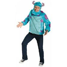 Sulley Deluxe Adult Costume Monsters, Inc. Halloween Fancy Dress