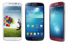 Samsung Galaxy S4 SGH-i337 16GB White/Black/Red AT&T Unlocked GSM Smartphone
