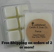 Soy Wax Melts/Tarts/ Candle/Break Away Clamshell/ Choose your scent!  S-Z