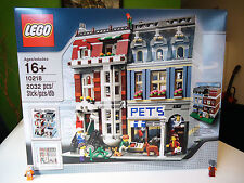 [new] LEGO 10218 Pet-Shop & Town House FREE POST VERY LARGE SET MODULAR 10211!