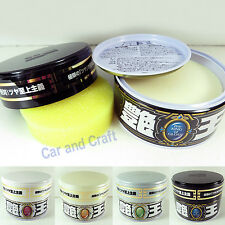 Soft99 The King Of Gloss Wax Solid Japan Car Auto Care Thick Heavy Coating Shiny