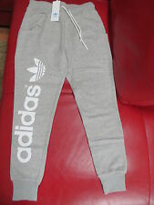 WOMENS ADIDAS ORIGINALS BAGGY TRACKPANTS-  SIZE 6  - BNWT  ONLY ONE LEFT!