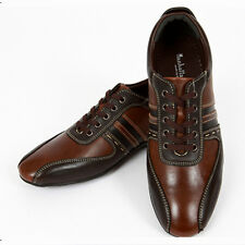 Brown Comfort Stylish Casual Footwear Sneakers Mens Shoes