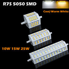Dimmable 10W/15W 78/118mm R7S 5050/5730 SMD 24/36/48 LED  Flood Light Bulb Lamp