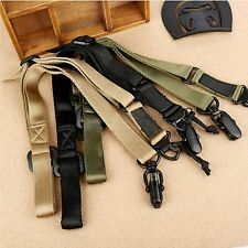 Tactical Adjustable MP 2 Point Military Multi Mission Rifle Gun Sling System