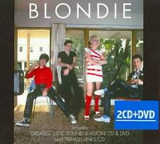 BLONDIE - GREATEST HITS SOUND & VISION/PARALLEL LINES [DIGIPAK] NEW CD