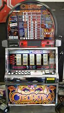 """IGT S2000 COINLESS SLOT MACHINE """"CLEOPATRA* *FREE GAMES*"""