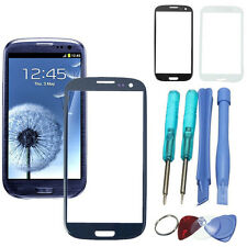New Replacement Glass for Samsung Galaxy SIII S3 i9300 Front Screen Lens + Tools