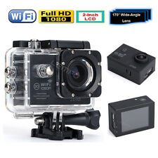 "SJ6000 Style 2.0"" 12MP Full HD 1080P WIFI Sport Action Camera 30M Waterproof"