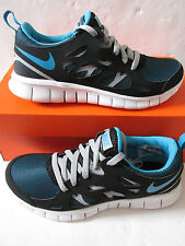 nike free run 2 (GS) running trainers 443742 040 sneakers shoes