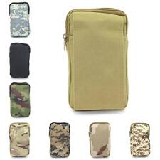 Military Travel Waist Pack Utility EDC Bag Cellphone Pouch Tactical Duty Bag
