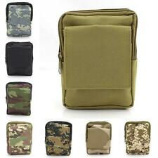 Military Explore Waist Pack Utility Outdoor Sport Bag Tactical Waistag EDC Pouch