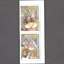 BULGARIA 2014 EUROPA CEPT MNH SET FROM BOOKLET