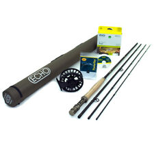 "NEW - Echo Carbon XL 5wt 9'0"" Fly Rod Outfit - FREE SHIPPING!"