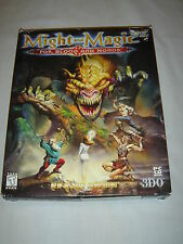 Brand NEW Might and Magic VII 7: For Blood and Honor (PC, 1999) Big Box Sealed