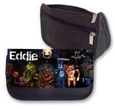 PERSONALISED FIVE NIGHTS AT FREDDY'S PENCIL CASE YOUR NAME ADDED FREDDY FAZBEAR
