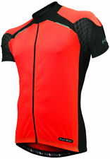 Funkier Short Sleeved Zip-Up Top Cycle Cycling MTB Mountain Bike Men's Jersey