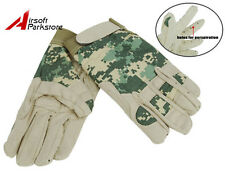 New Military Tactical Airsoft Hunting Outdoor Combat Full Finger Gloves ACU Camo
