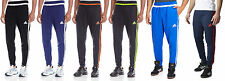 New Men's ADIDAS TIRO15 Slim Soccer Training Pants Climacool All Colors & Sizes