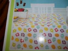 """New Tablecloth Easter Eggs Choose sz  60 x 84"""" 70"""" round"""""""