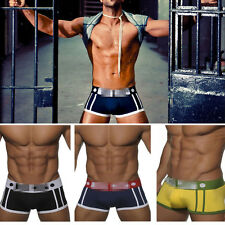 New Fashion Sexy Men's Boxer Briefs Shorts Underwear Pants Underpants knickers