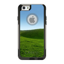 OtterBox Commuter for iPhone 5S SE 6 6S 7 Plus Green Grass Field