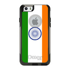 OtterBox Commuter for iPhone 5S SE 6 6S 7 Plus India Flag Indian