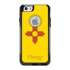 OtterBox Commuter for iPhone 5 5S SE 6 6S Plus New Mexico State Flag