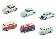 Official Volkswagen Beetle and Camper Van USB 2.0 Stick / Drive - 8GB - 5 Styles