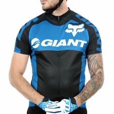 Fox Giant Livewire Race Bicycle Mtb Jersey Blue